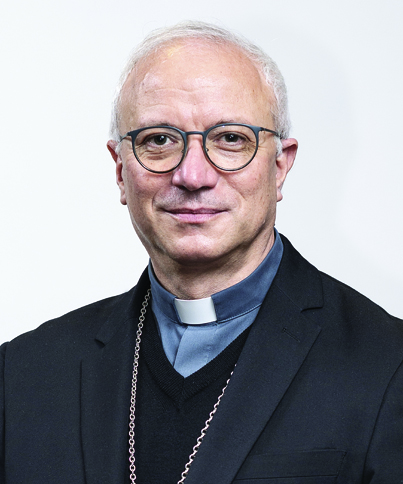 S.E.R. Mons. Giuseppe Baturi - Annuario dei vescovi ...