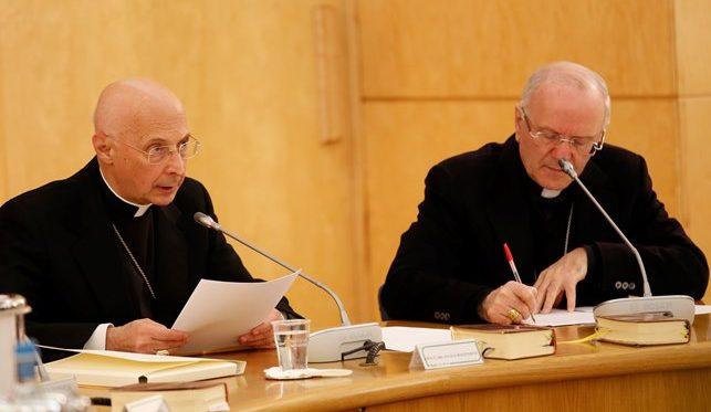 Card. Bagnasco, Mons. Galantino