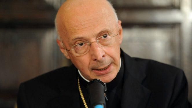 ROMA 05-10-2011 Angelo Bagnasco PH : CRISTIAN GENNARI