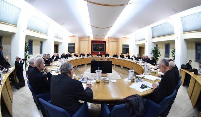 Consiglio Permanente gennaio 2017