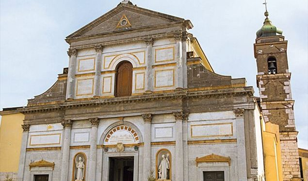 Avellino, la cattedrale