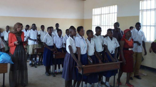 Tanzania, studenti