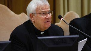 Vaticano,21 maggio 2018.Papa Francesco apre i lavori della Assemblea della Cei