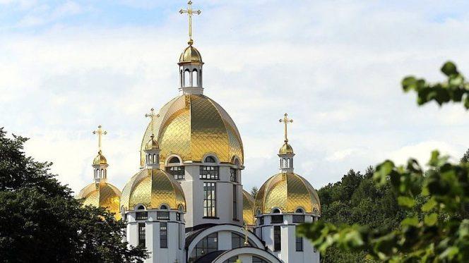 Ucraina santuario