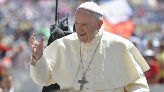 Papa Francesco 12 agosto