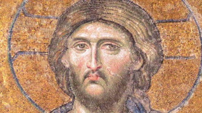 Cristo Pantocratore Istanbul