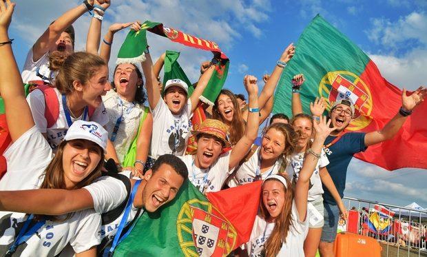 pellegrini portoghesi