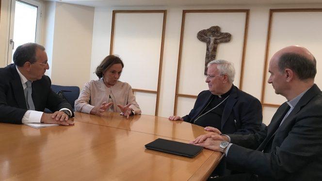 Di Bari, Lamorgese, Bassetti, Russo