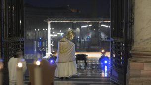 Papa benedizione 2